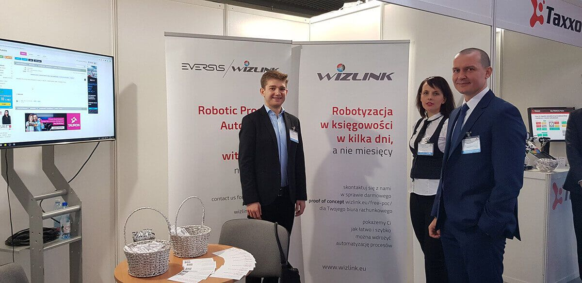 Read more about the article Wizlink at the 1st National Congress of Accounting Offices in Kielce