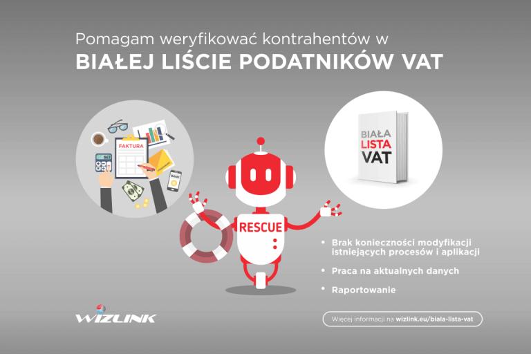 Read more about the article Weryfikacja kontrahentów w białej liście podatników VAT