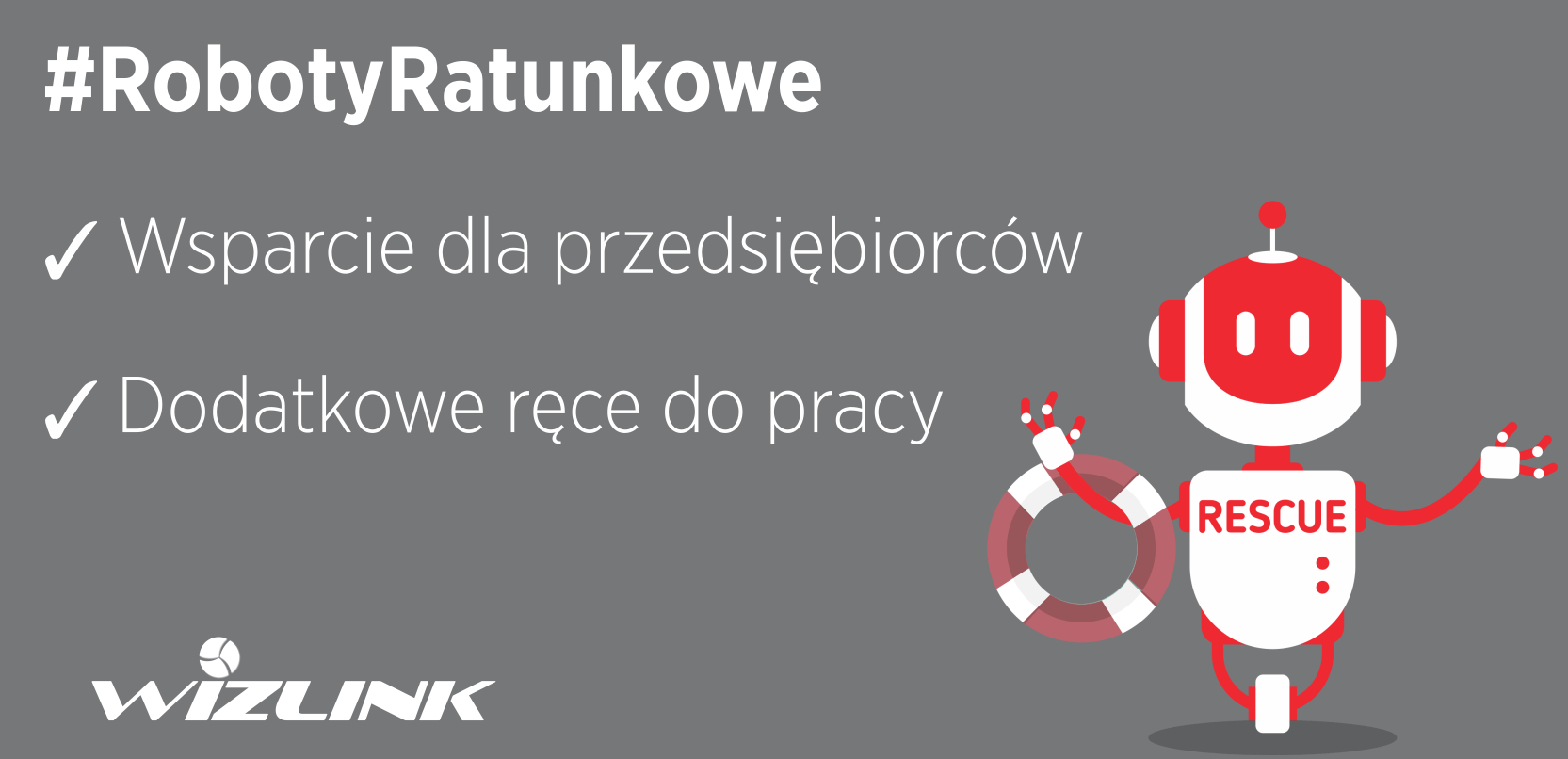 Read more about the article Roboty na trudne czasy