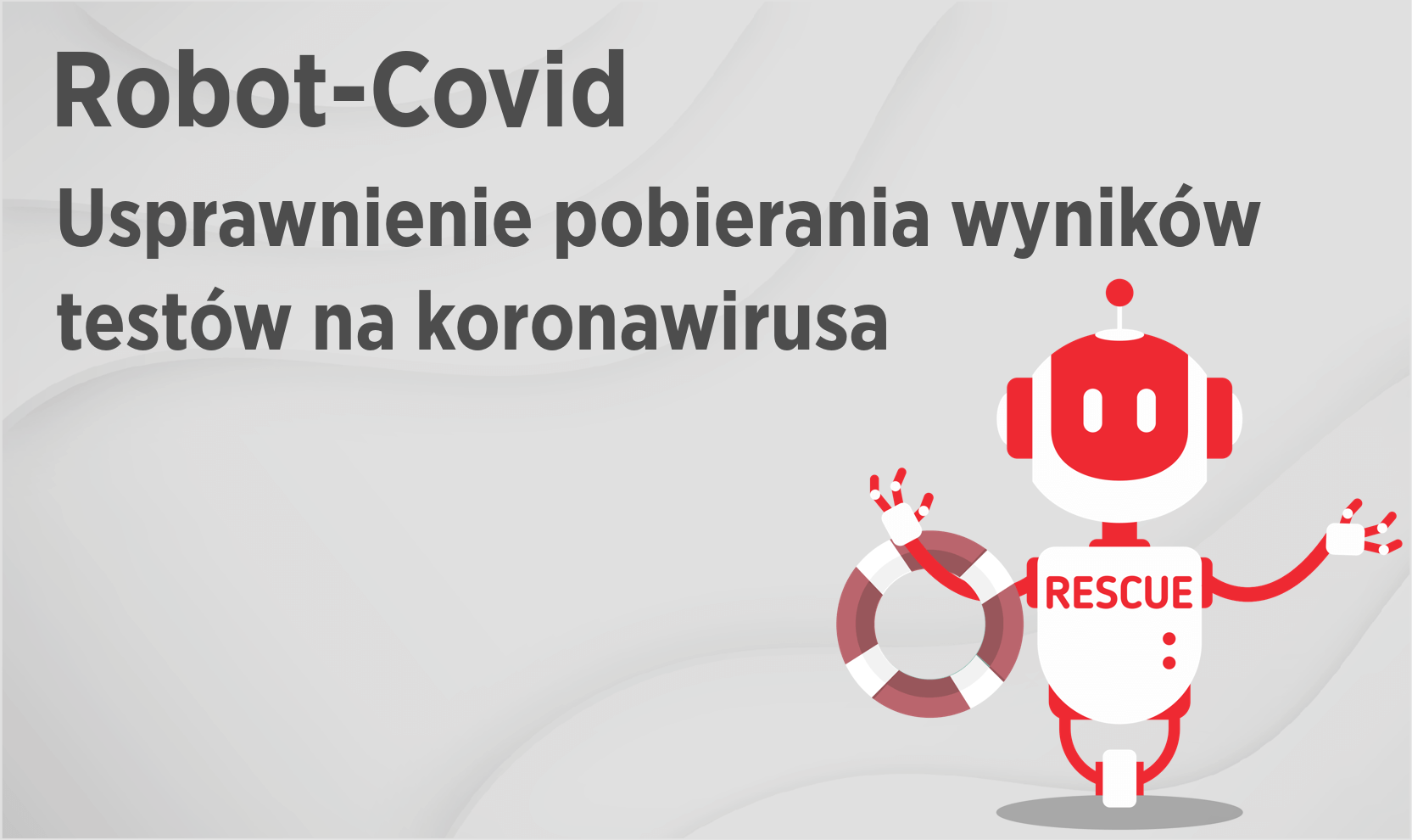 Read more about the article Robot Covid