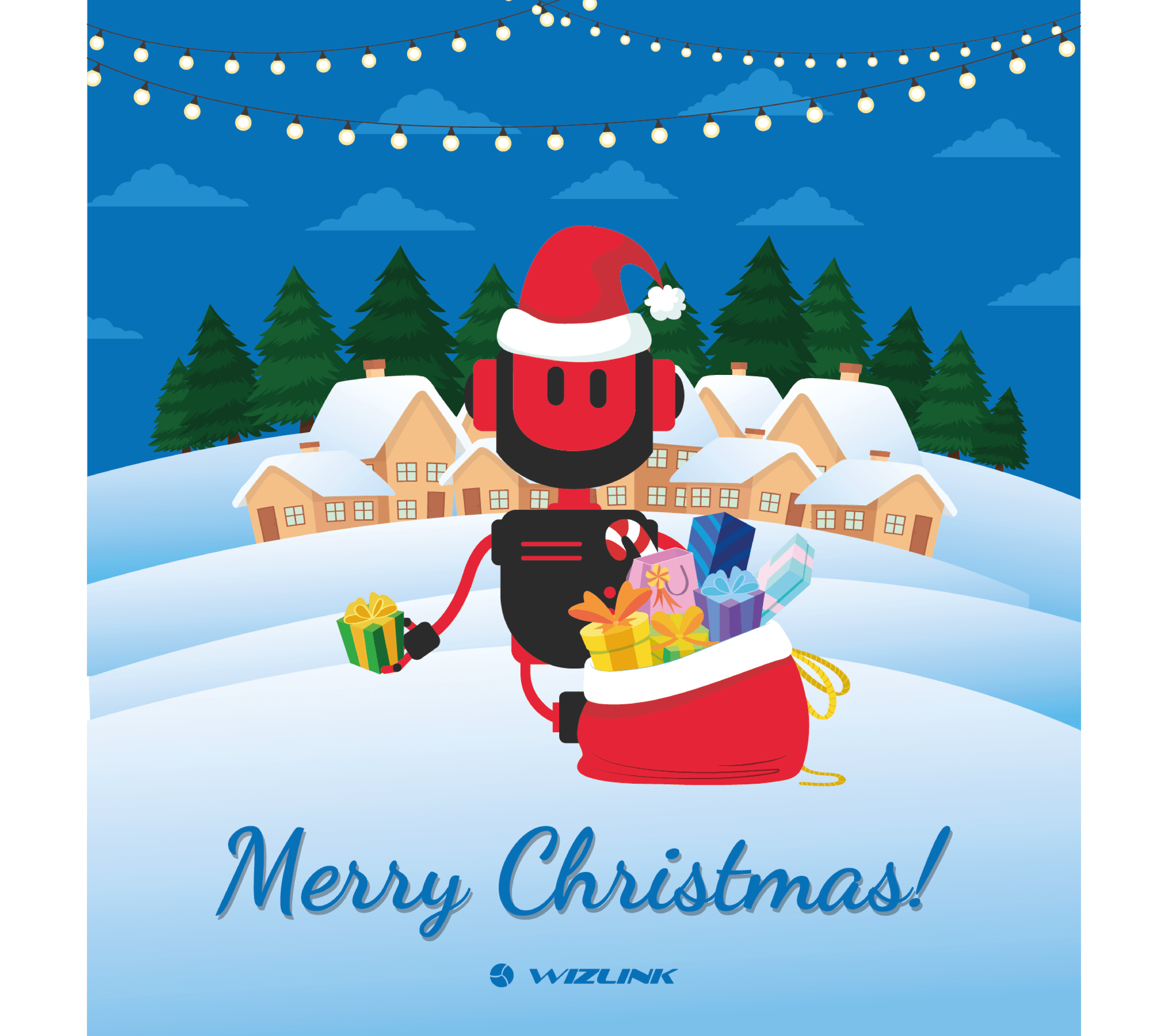 Read more about the article Christmas wishes from Wizlink