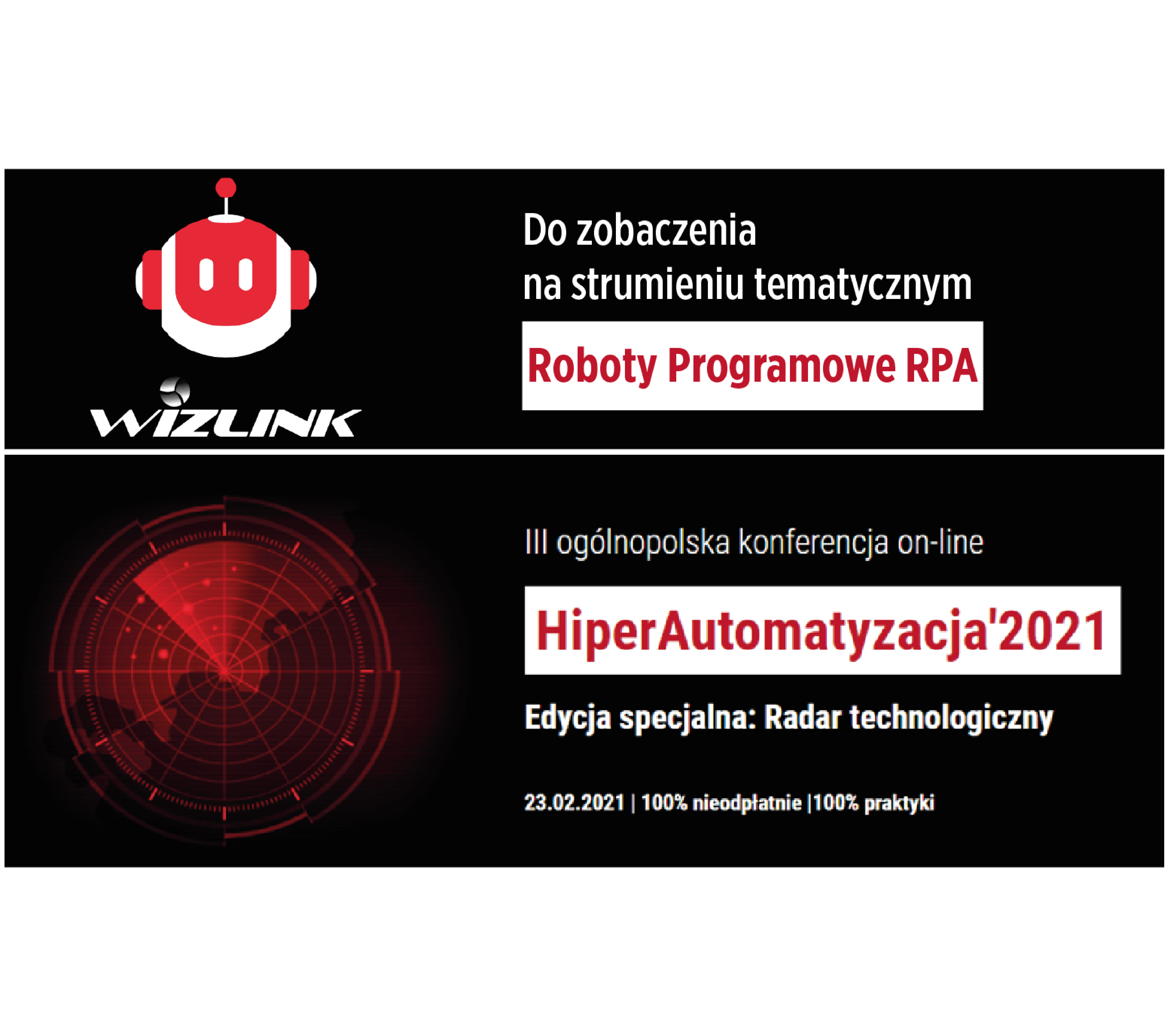 Read more about the article Wizlink is present at the HyperAutomation 2021 conference