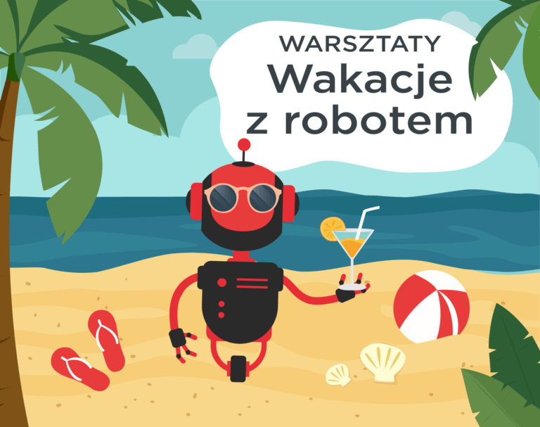 Read more about the article Wakacje z robotem