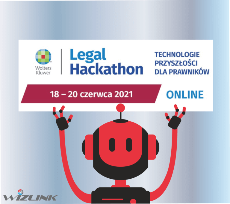 Read more about the article Zostań Trenerem Robotów podczas Legal Hackathon 2021